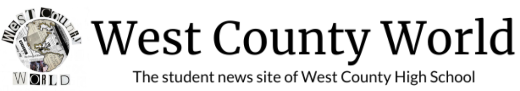 The student news site of West County High School