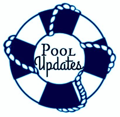 Pool Updates- April 2018
