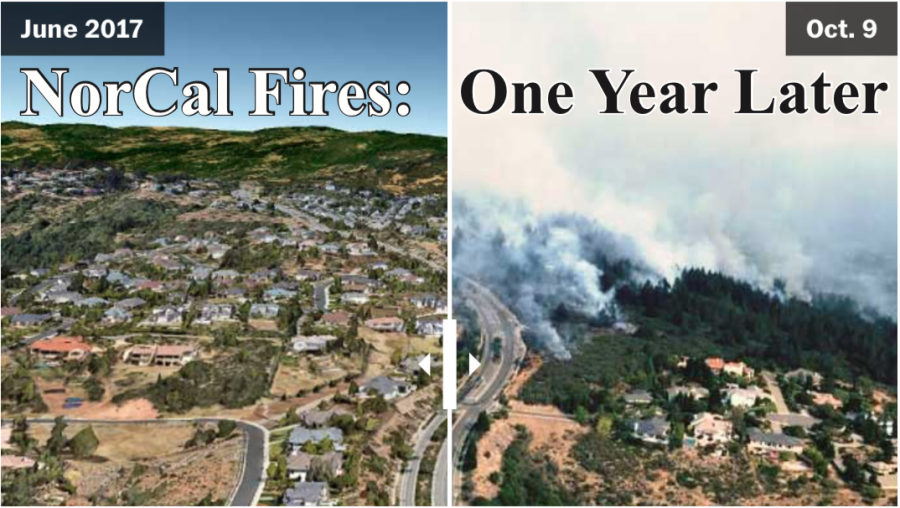 NorCal Fires: One Year Later