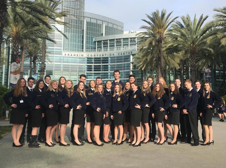 FFA Update: 2018 State FFA Convention