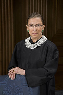 The Honorable Ruth Bader Ginsburg Late Supreme Court Justice 1993 to 2020