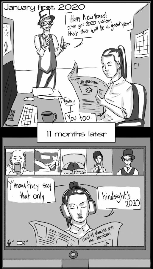 Comic January 2021
